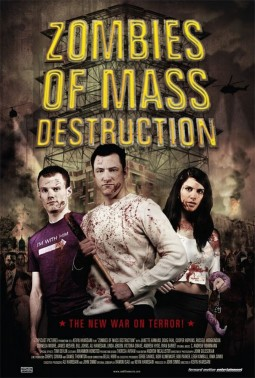Zombies off mass destruction Affiche