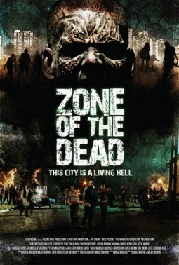 Zone of the dead Affiche