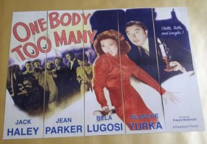 Marque-pages One Body Too many