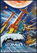 UTOPIALES / Festival International de Science-Fiction de Nantes