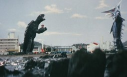 {Photo 1 de Gamera contre Zigra}