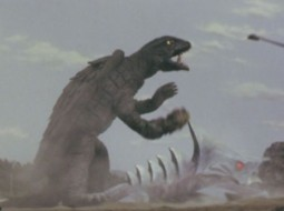 {Photo 2 de Gamera contre Zigra}