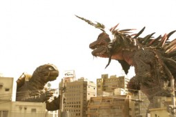 {Photo 2 de Gamera The Brave}