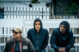 {Photo 1 de Mr Robot - saison 2}