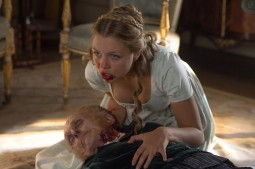 {Photo 1 de Pride + Prejudice + zombies}